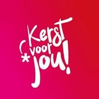 Kerst voor jou! Logo