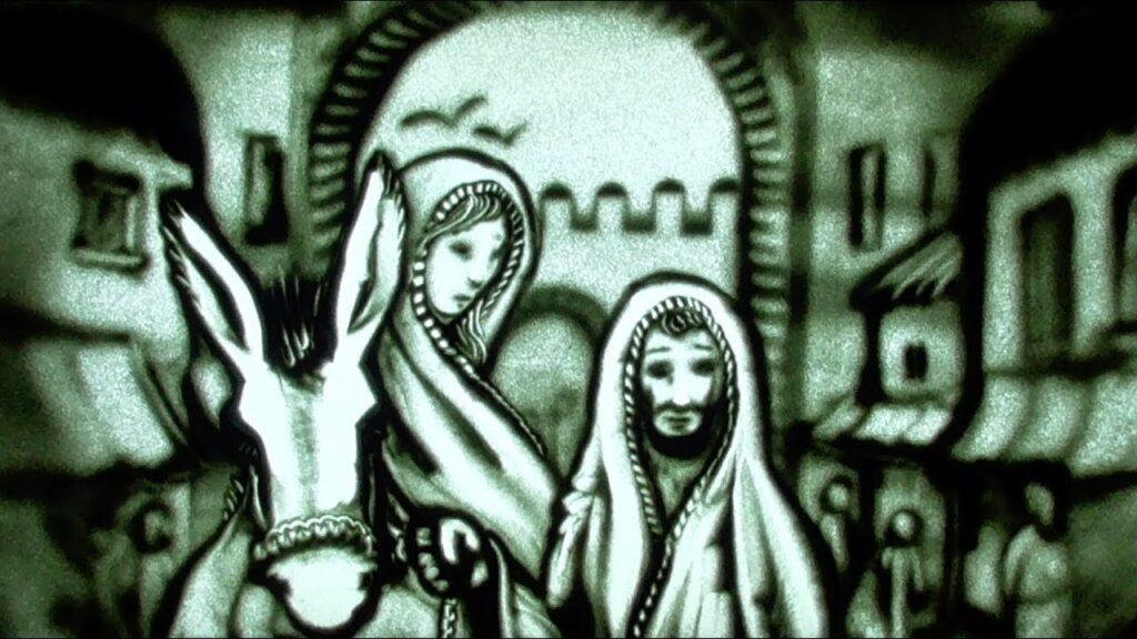 Onderweg naar Bethlehem