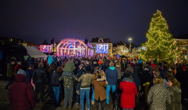 Kerst in Hilversum